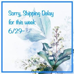 Other - Unexpected Shipping Delay